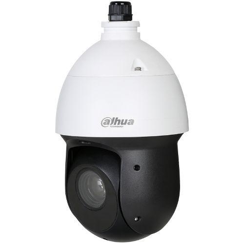 Camera IP Dahua SD49225T-HN, Speed Dome, 2MP, CMOS Sony 1/2.8'', 4.8-120mm, 6 LED, IR 100m, Starlight, H.265+, PoE+, IP66, Carcasa metal
