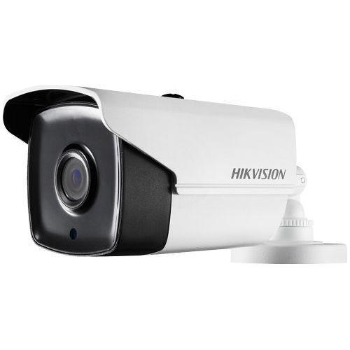 Camera de supraveghere Hikvision DS-2CE16H5T-IT5E, TVI, Bullet, 5MP, 3.6mm, EXIR, IR 80m, D-WDR, IP67, Carcasa metal, PoC