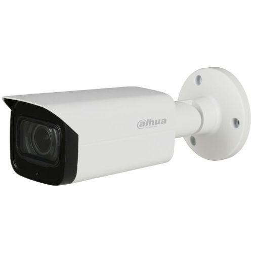 Camera de supraveghere Dahua HAC-HFW2241T-Z-A, HD-CVI, Bullet, 2MP Starlight, CMOS 1/2.8'', 2.7-13.5mm, 4 LED, IR 80m, WDR 120dB, Microfon, IP67