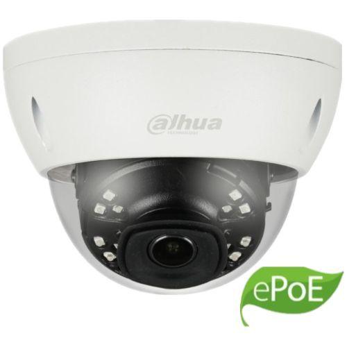 Camera de supraveghere Dahua IPC-HDBW4431E-ASE, Dome, 4MP, CMOS 1/3'', 2.8mm, 18 LED, IR 30m, WDR 120dB, H.265+, Alarma, Audio, IP67/IK10, ePoE