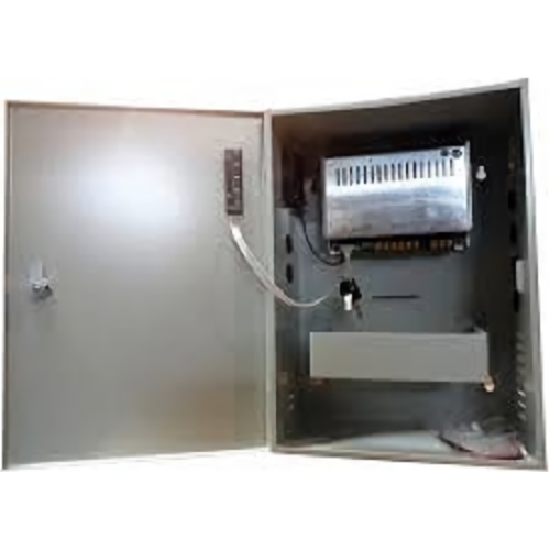 Accesoriu supraveghere PXW AQT-1220-01BD, Sursa de alimentare 12v, 20A, 1 iesire protejata cu back-up