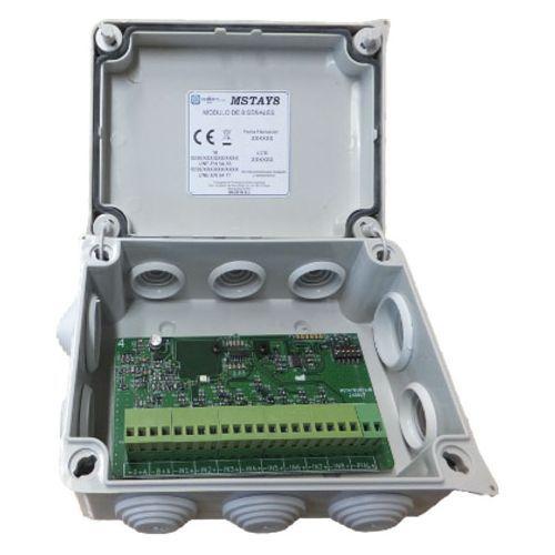 Accesoriu detectie incendiu Cofem Modul semnalizare adresabil 8 intrari MSTAY8