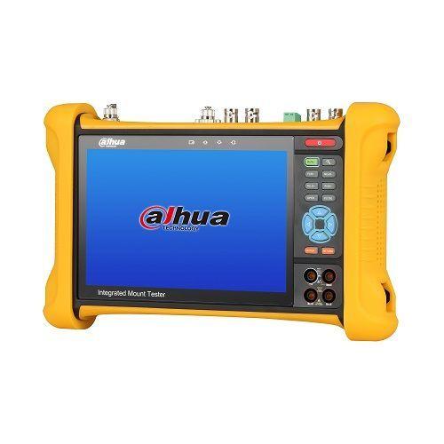 Accesoriu supraveghere Dahua PFM906 Tester portabil pentabrid, ecran 7