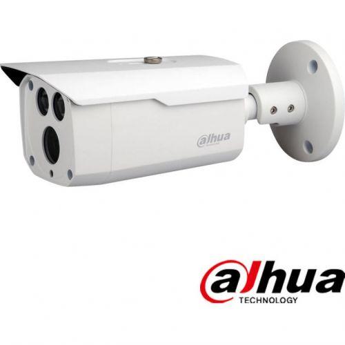 Camera de supraveghere Dahua HAC-HFW1500D-0360B HD-CVI, Bullet, 5MP, CMOS 1/2.7'', 3.6mm, 2 LED, IR 80m, IP67, carcasa metal