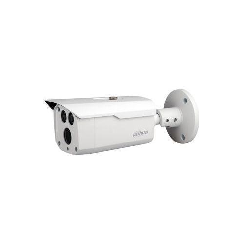 Camera de supraveghere Dahua HAC-HFW1230D-0360B Bullet, HDCVI, 2MP, CMOS 1/2.8, Starlight, 3.6mm, 2 LED, IR 80M, IP67, Carcasa metal