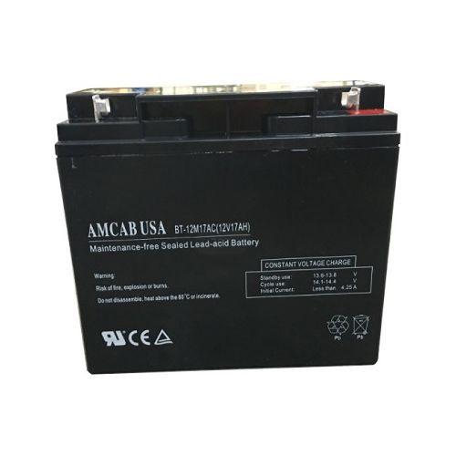 Accesoriu detectie incendiu PXW 17AH12V, Acumulator 17Ah 12V