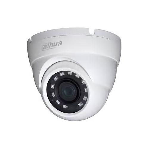 Camera de supraveghere Dahua HAC-HDW1801M-0280B, HDCVI Dome Eyeball 4K, CMOS 1/2.7, 15fps@4K, 20fps@5MP, 25/30fps@4MP, CVI/TVI/AHD/CVBS, 2.8mm, IR 30m, WDR 120dB, ICR, OSD, IP67
