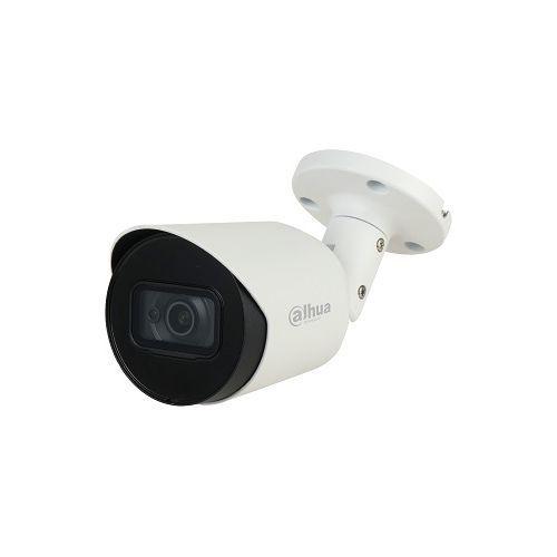 Camera de supraveghere Dahua HAC-HFW1801T-A-0280B, HDCVI Bullet 4K, CMOS 1/2.7'', 2.8mm, IR30m, Mic, IP67, carcasa metal