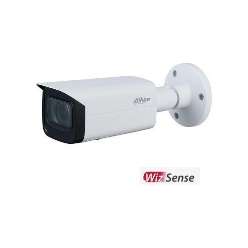 Camera de supraveghere Dahua IPC-HFW3241T-ZAS-27135, IP Bullet 2MP, CMOS 1/2.8, H.265+, 2.7~13.5mm motorizata, IR60m, WDR(120dB), Alarm 1/1, Audio 1/1, MicroSD, IP67, PoE, SMD, carcasa metal