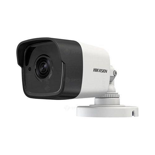Camera de supraveghere Hikvision DS-2CE16H0T-ITFS, 4-in-1, Bullet, 5MP, 2.8mm, IR 30m, Audio, IP67