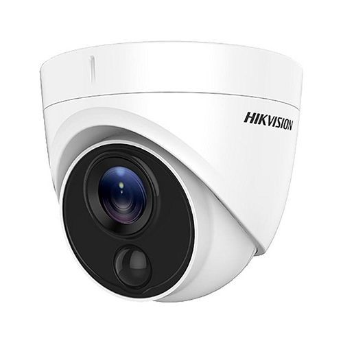Camera de supraveghere Hikvision DS-2CE71D8T-PIRL(2.8mm), Turbo HD Dome 2MP, PIR, 2.8mm, IR 30m, IP67