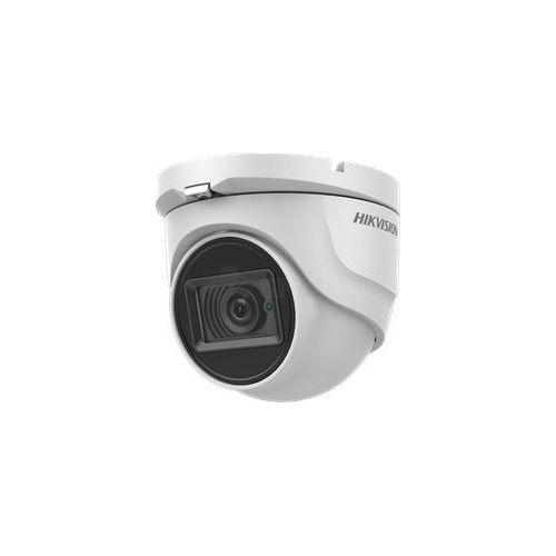 Camera de supraveghere Hikvision DS-2CE76H0T-ITMFS(2.8mm), 4-in-1 Dome, 5MP, 2.8mm, IR 30m, audio, IP67