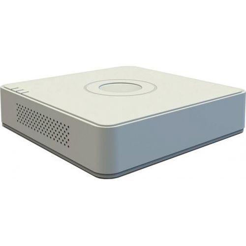 DVR Hikvision DS-7104HQHI-K1(S), TVI/AHD/CVI/CVBS, 4MP, H.265 Pro+, 4 canale, AoC