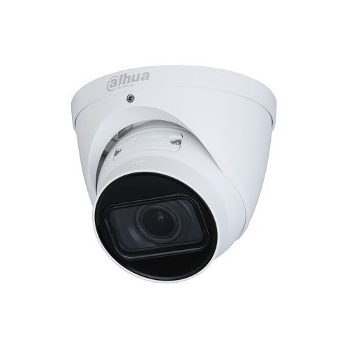 Camera de supraveghere Dahua IPC-HDW1431T-ZS-2812-S4, IP Dome 4MP, CMOS 1/3'', 2.8-12mm motorizat, IR50m, MicroSD, IP67, PoE, carcasa metal