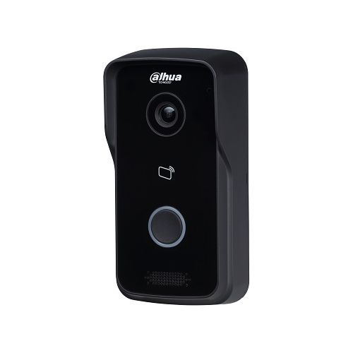 Post exterior videointerfon Dahua VTO2111D-P-S2, Camera HD 1MP, SIP, PoE, IP65