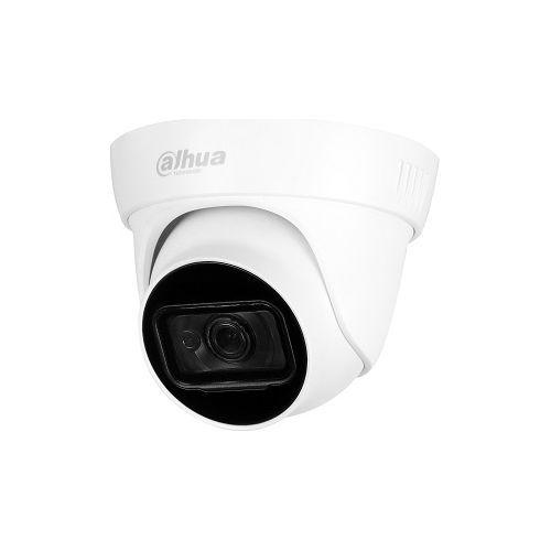 Camera de supraveghere Dahua HAC-HDW1800TL-A-0280B, HDCVI Dome 4K, CMOS 1/2.7'', 2.8mm, IR 30m, Microfon, IP67