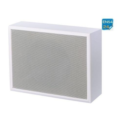 ATEIS WWC6T/EN Difuzor de perete, 6W, 100V, EN54-24