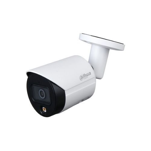 Camera de supraveghere Dahua IPC-HFW2439S-SA-LED-0280B-S2 IP Bullet Full-color 4MP, CMOS 1/3'', 2.8mm, LED 30m, WDR, Microfon, IP67, PoE