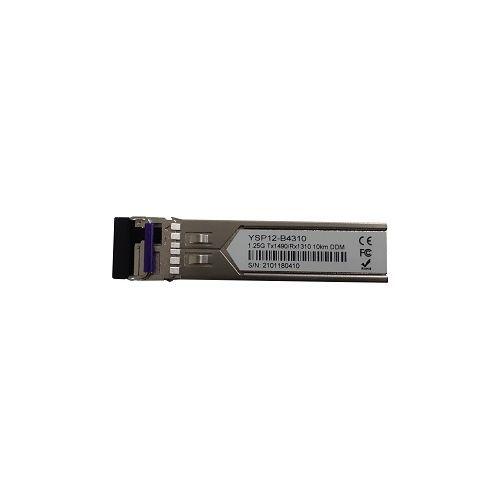 Accesoriu retelistica PXW SFP-1490DX125-10 Modul SFP 1.25G BiDi Tx 1490nm/Rx 1310nm 10km DDM, LC