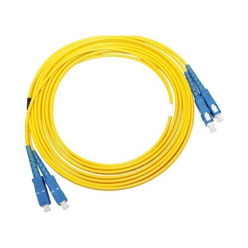 Accesoriu retelistica PXW SC/SC-5M-SM-DX Patch cord fibra optica SC-SC SM DX OS2, 5m