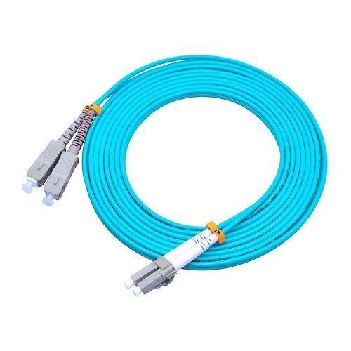 Accesoriu retelistica PXW LC/SC-3M-10G-D Patch cord fibra optica LC-SC MM DX OM3, 3m