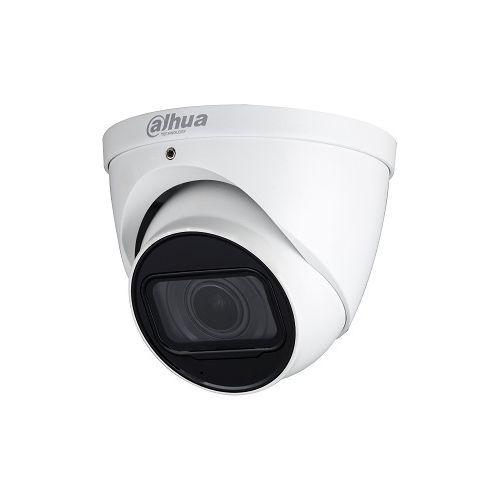 Camera de supraveghere Dahua HAC-HDW2501T-Z-A-27135-S2 Dome HDCVI Starlight 5MP, CMOS 1/2.7'', 2.7-13.5 mm motorizat, IR 60m, WDR, Microfon, IP67