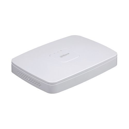 NVR Dahua NVR4108-8P-4KS2, 8 canale 4K, 1xHDD, 8xPoE