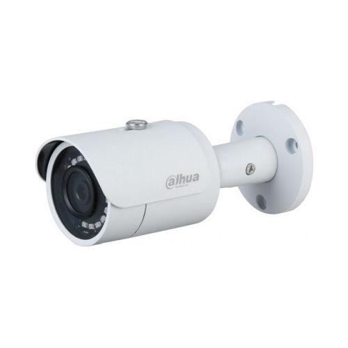 Camera de supraveghere Dahua IPC-HFW1230S-0280B-S5, IP Bullet 2MP, CMOS 1/2.8'', 2.8mm, IR 30m, IP67, PoE