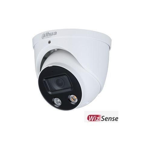 Camera de supraveghere Dahua IPC-HDW3249H-AS-PV-0280B IP Dome WizSense Full-Color 2MP, CMOS 1/2.8'', 2.8mm, Iluminare 30m, Microfon, IP67, PoE