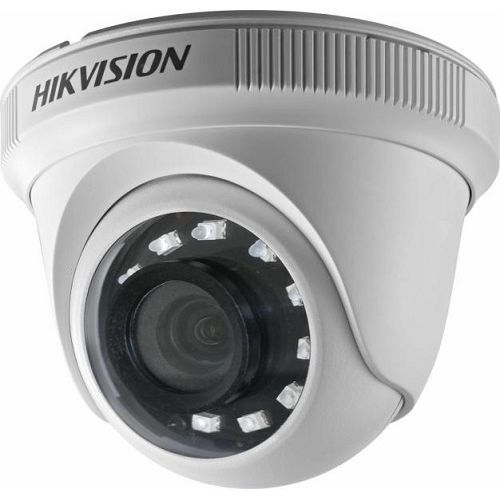 Camera de supraveghere Hikvision DS-2CE56D0T-IRPF2C Dome Turbo HD 4-in-1, 2MP CMOS, 2.8mm, IR 20m