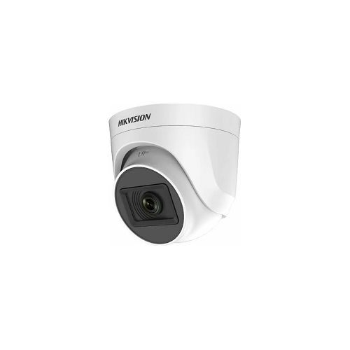 Camera de supraveghere Hikvision DS-2CE76H0T-ITPF2C Dome Turbo HD 4-in-1, 5MP CMOS, 2.8mm, EXIE 2.0, IR 20m