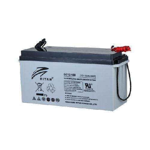 Accesoriu supraveghere Dahua PFM372-150-CNF Acumulator cu gel 150Ah, 485x172x240mm