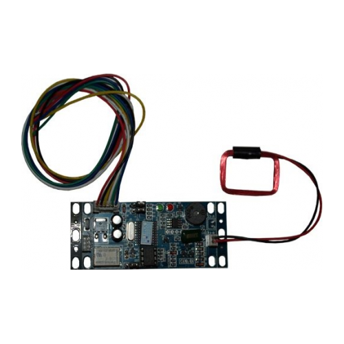Cititor PXW CR-MOD2, Cititor stand alone de carduri IC modular. Wiegand 26