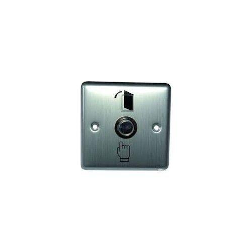 Accesoriu control acces PXW B-801L, Buton metalic iesire, NO/NC, led