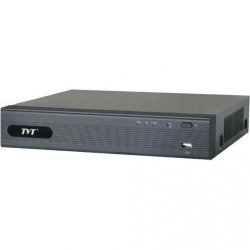 DVR Camera Supraveghere TVT TD-2716AS-SL, AHD, Analog, IP, 720p, 16 canale