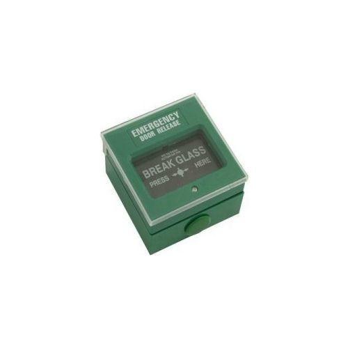 Accesoriu control acces PXW EDR, Buton aplicabil, din plastic, pentru iesire de urgenta