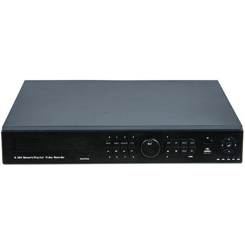 NVR Camera Supraveghere Guard View GVN-724FP, 24 canale video, REC FHD 1080p, 4x SATA, 16x Alarma-IN