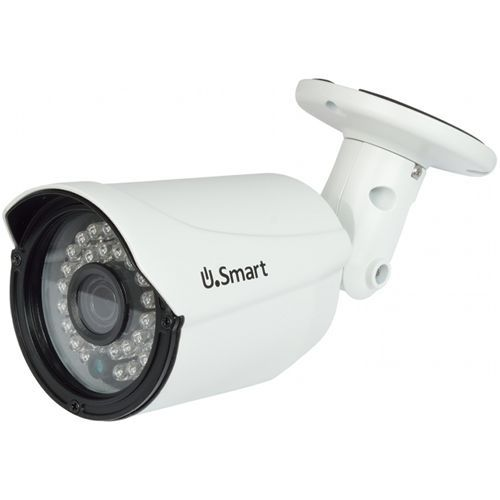 UB-503, TVI, Bullet, 1MP 720P, CMOS OV 1/4 inch, 3.6mm, 24 LED, IR 20m, Carcasa metal