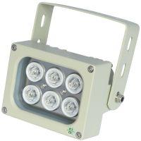 Accesoriu supraveghere PXW Proiector Infrarosu: 6 leduri x 3W