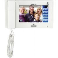 Monitor videointerfon Aiphone JP-4HD, Ecran LCD color 7 inch, Touchscreen, Receptor [Monitor secundar]