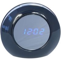 Dispozitiv spionaj Camera video ascunsa in ceas de birou, Telecomanda