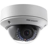 DS-2CD2710F-I, Dome, 1.3MP, 2.8-12mm, IR 30m, D-WDR, IP66, IK10, PoE
