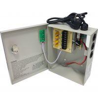 Accesoriu supraveghere PXW Sursa alimentare 5A, 4 iesiri protejate cu back-up