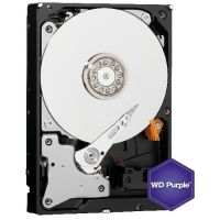 Hard Disk Western Digital Purple Surveillance 3TB SATA3 64MB
