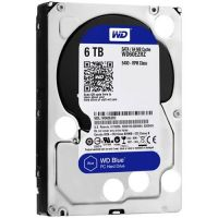 Hard Disk Western Digital Blue 6TB SATA3 64MB