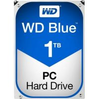 Hard Disk Western Digital Blue 1TB SATA3 64MB 5400rpm