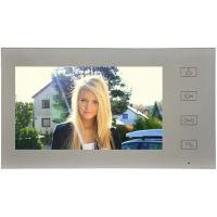 Monitor videointerfon Seku RL-10M-7-W, Color, 7 inch, Alb
