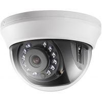 Camera Analogica DS-2CE56D0T-IRMM, TVI, Dome, 2MP, 2.8mm, 12 LED, IR 20m