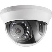 DS-2CE56C0T-IRMMF, 4-in-1, Dome, 1MP, 2.8mm, 12 LED, IR 20m