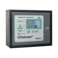 Conventionala MiniCO CO/NO2, 1 zona, Max. 20 detectori, Dubla ventilatie